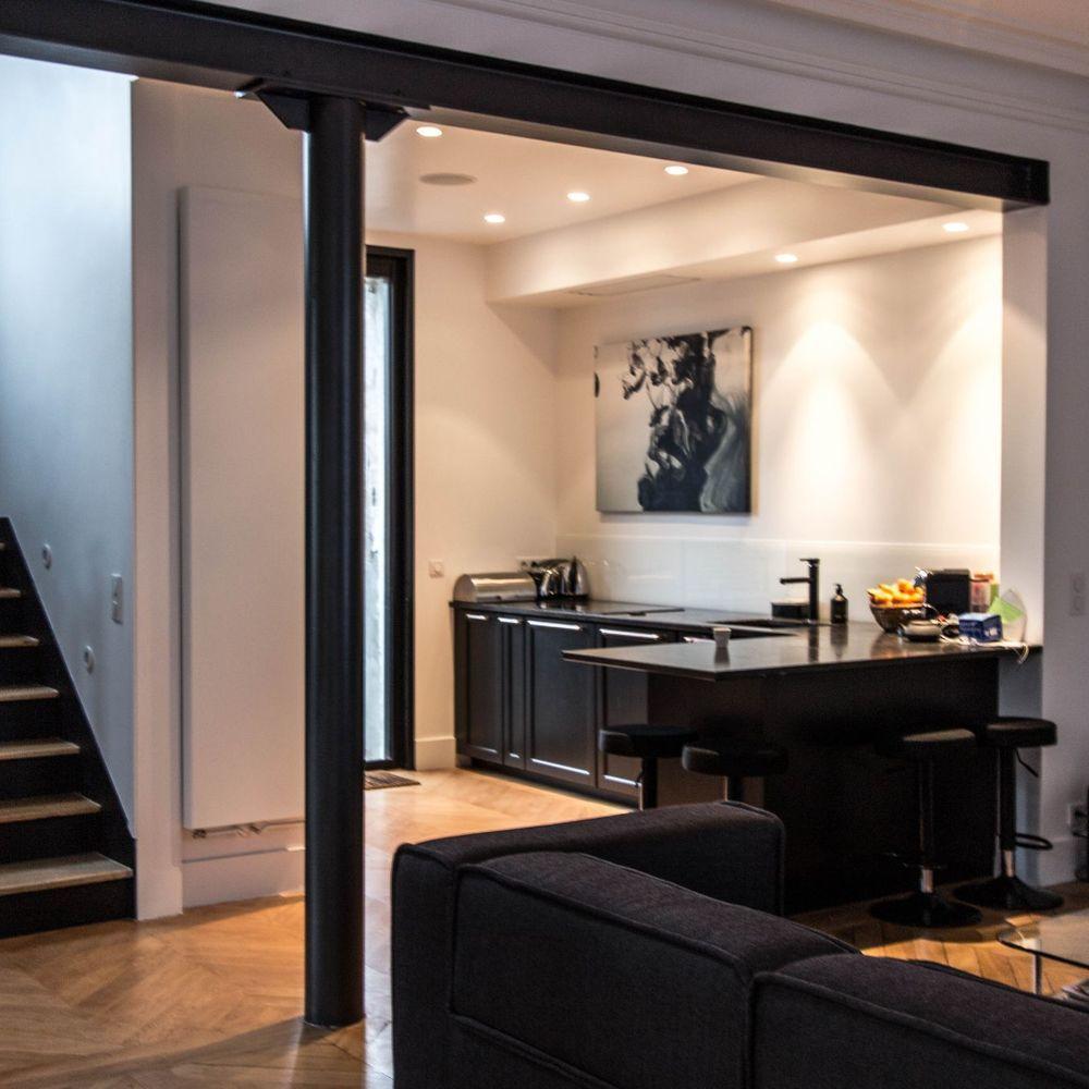 Déco Maison Meuliere: Maison Familiale à Suresnes : 250 M2 Avec Extension