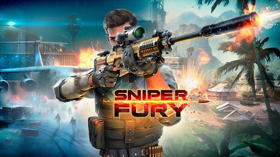 Sniper Fury Official Juegos