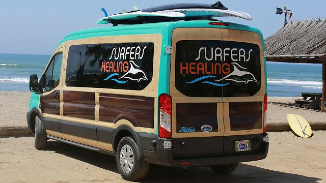 11 Of The Coolest Ford Transit Conversions Ford Transit