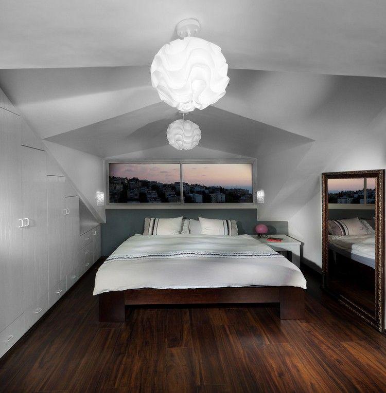 55 Dachschräge Ideen – Möbel geschickt im Raum platzieren mit Bildern   Schlafzimmer design ...