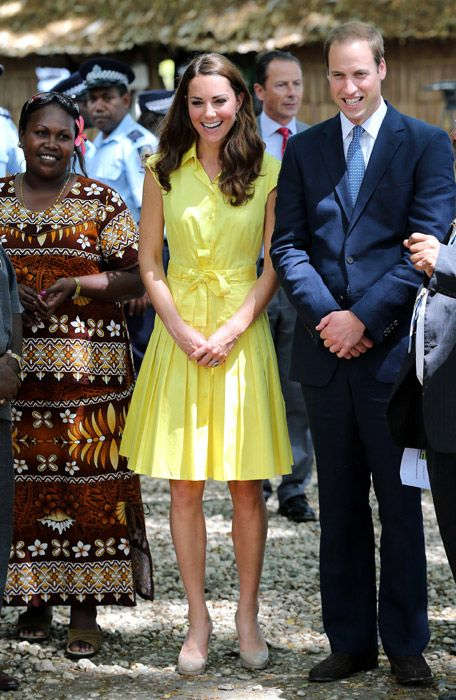 Diamond Jubilee: Kate on tour: Vote for your favourite outfit - hellomagazine.com