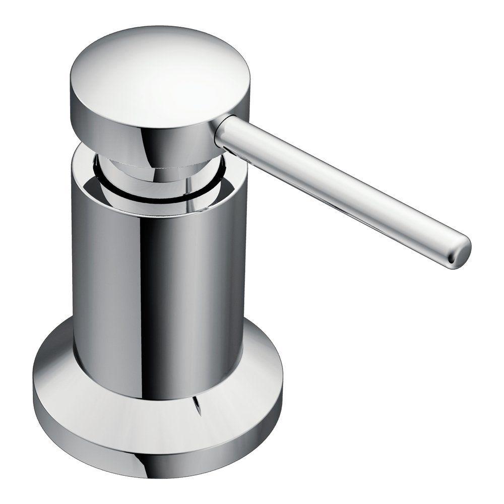 Moen 3942Sl Soap/Lotion Dispensers, Stainless