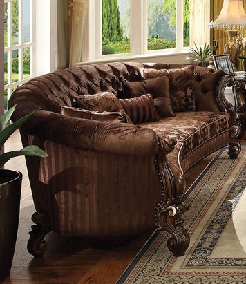 Versailles Oval Sofa Acme Furniture Home Gallery S