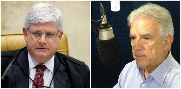 Segundo o Ministério Público Federal (MPF), comandato pelo procurador Rodrigo Janot, autor da ação, o deputado paranaense Rubens Bueno, líder do PPS, o limpinho, estaria entre os 40 congressistas sócios de empresas de radiodifusão.