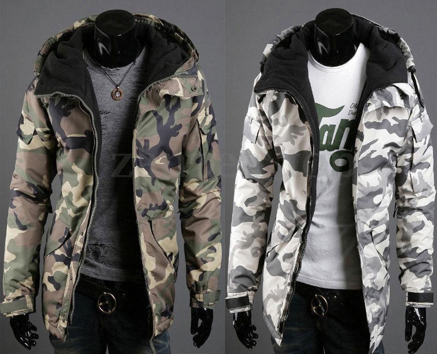 Camouflage military jacket ebay