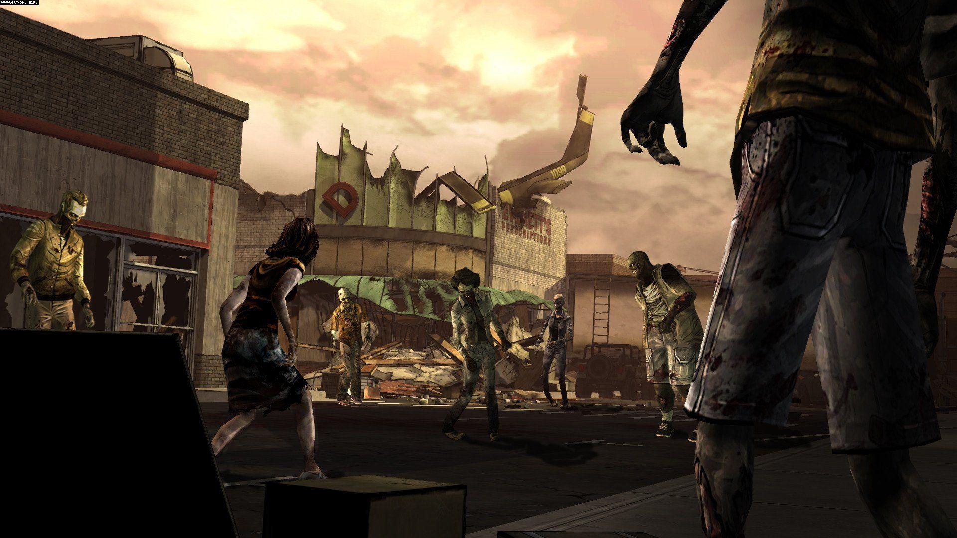 The Walking Dead GAMES | The Walking Dead Game Guide & Walkthrough