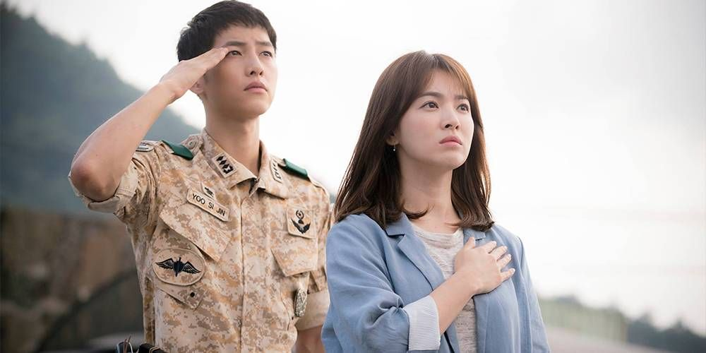 Song Hye Kyo And Song Joong Ki To Treat Descendants Of The Sun Cast And Crew To Dinner Song Joong Ki Joong Ki Korean Drama