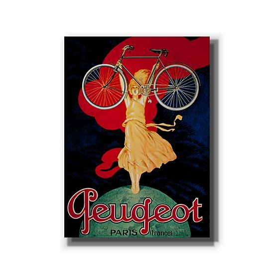 Vintage French Bicycle Poster by Leonetto cappiello - V00039 - GalleryDirect