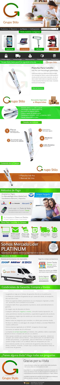GRUPO STILO Venta de artículos de belleza y electrónicos ...