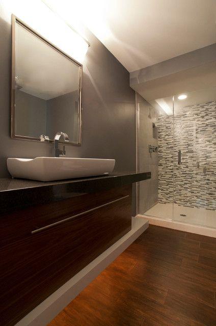 modern guest bathroom ideas ideas 2017-2018 Pinterest