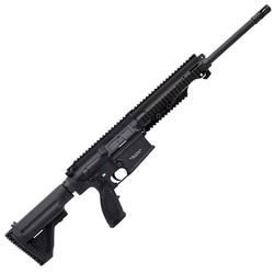 H&K MR762-A1 Semi Auto Rifle .308 Win/7.62 NATO 16.5 Barrel 10 Rounds Free Floating Barrel Black MR762-A1