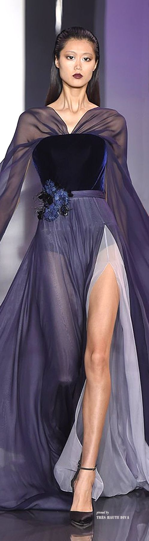 OMG!!!THE PERFECT DRESS! (just loose the belt thingee) Ralph & Russo Couture Fall/Winter 2014-15♔PM #gorgeousgowns