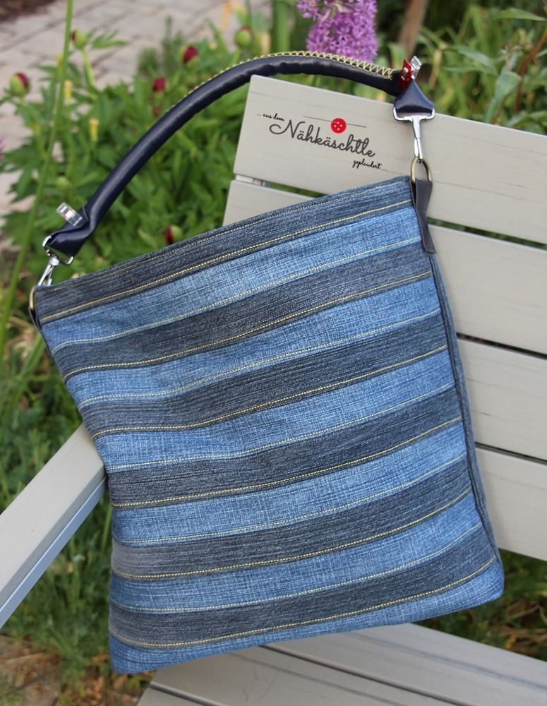 Patrón de costura Chobe de Elle Puls