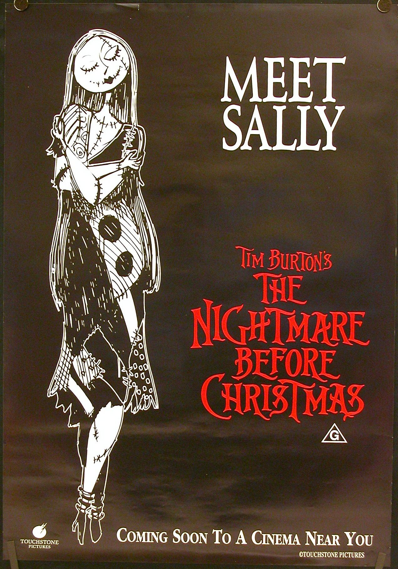 Sally - Nightmare before Christmas | TNBC merch in 2018 | Pinterest ...
