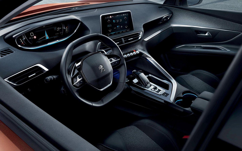 Explore peugeot 3008 car interiors and more