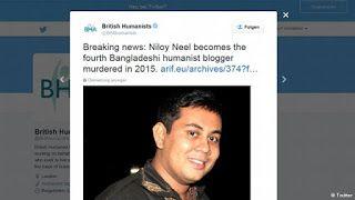 BLOG DO MARKINHOS: Blogueiro é morto por gangue a golpes de facão em ...