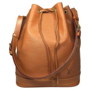 Louis Vuitton - Grand Noe Epi Leder Braun #vintagefashion