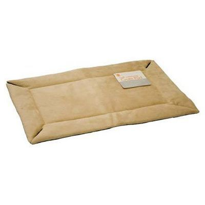 K&H Pet Products Self-Warming Crate Pad Tan - Overstock Shopping - The Best Prices on Heated Pet Beds