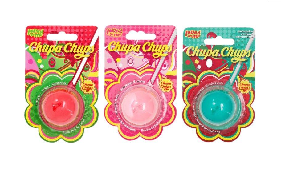 Lip Smacker Chupa Chups Launches Ball Lip Balms Lip Smackers