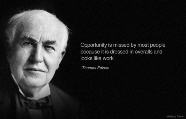 Discover and share Thomas Alva Edison Famous Quotes. Explore our collection  of motivational and famous quotes by authors you know and love.
