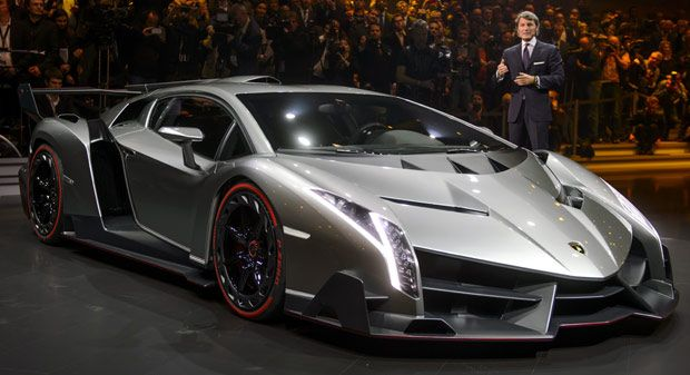 Monster Motors Top Ten Supercars That Changed The World