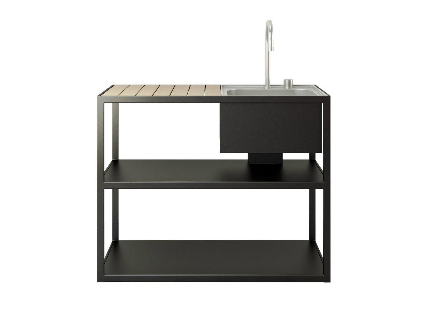 meuble vier pour l 39 ext rieur barbecues et accessoires par roshults pinterest meuble evier. Black Bedroom Furniture Sets. Home Design Ideas