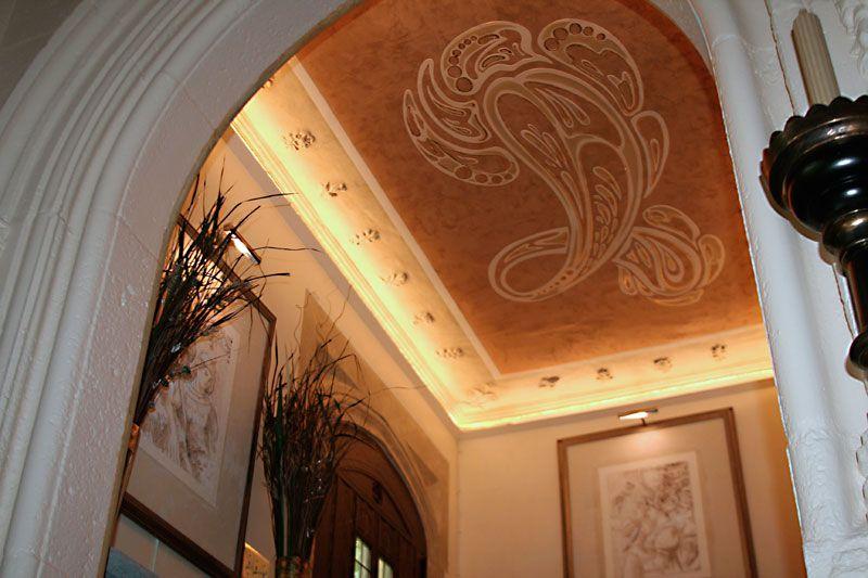 Princeton Designer House 2012: Veneshe Venetian Plastering ...