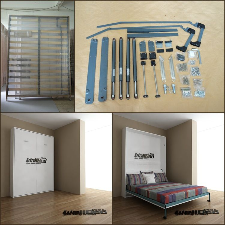 queen size wall bed mechanism diy murphy bed mechanism buy wall bedfolding wall bedhidden wall bed product on alibabacom - Murphy Bed Frame Queen