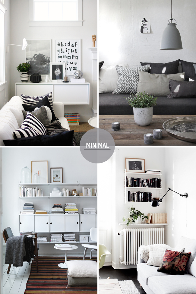 Blog Post Minimalist Living Modernmixblog