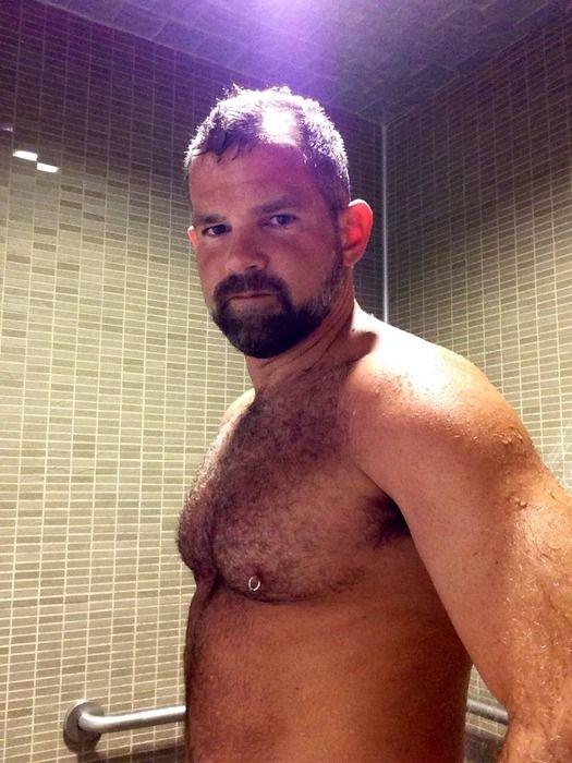 Hot furry men