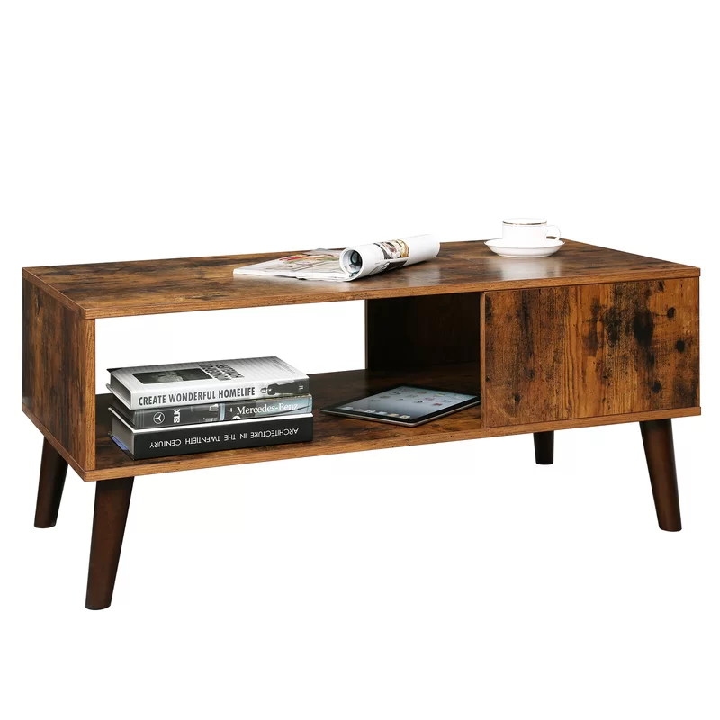 Corrigan Studio Alarcon Coffee Table Reviews Wayfair Coffee Table Display Coffee Table Cool Coffee Tables