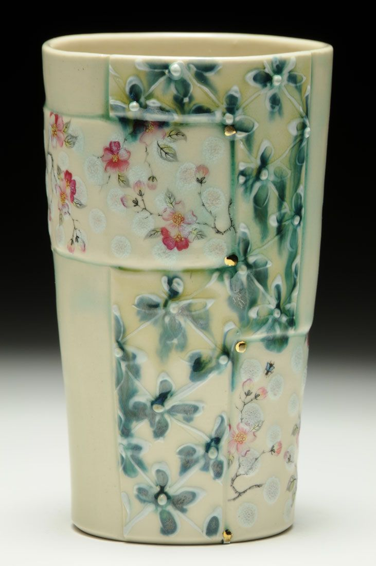 Liz Smith Pottery Cups Pottery Clay Pottery