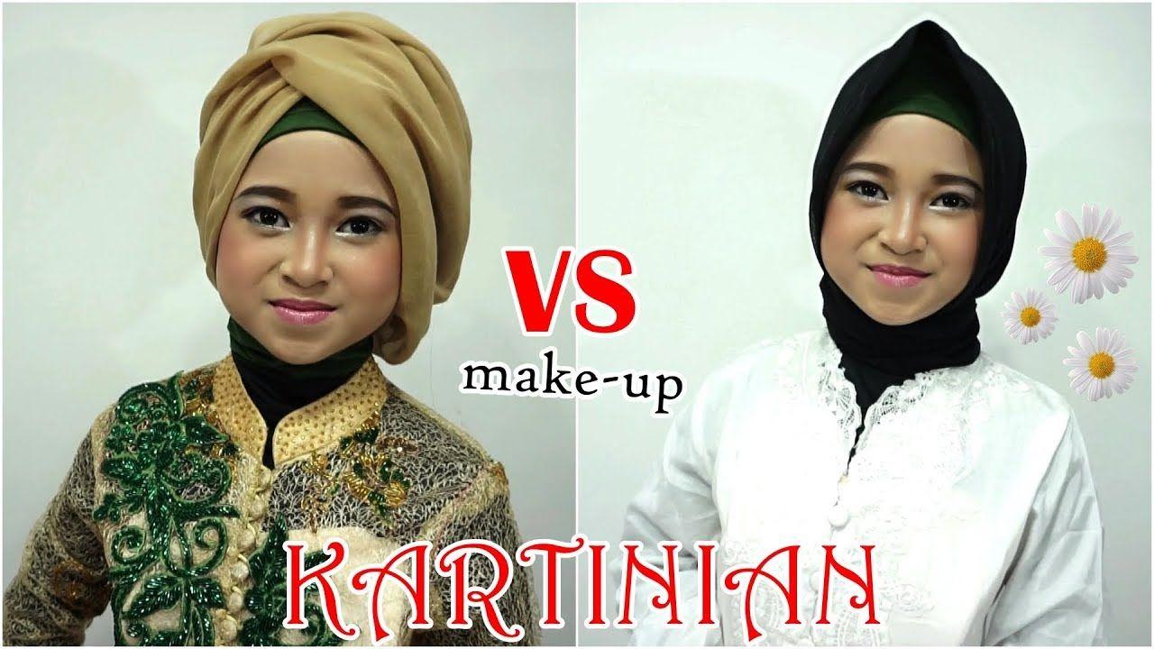 Tutorial Hijab Untuk Kartinian Anak Tk Gambar Make Up Youtube