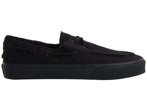 a43b52df9f Vans Zapato Del Barco™ Core Classics Black Black