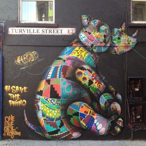 Musings Of A Mouse Street Art Urban Street Art Urban Art