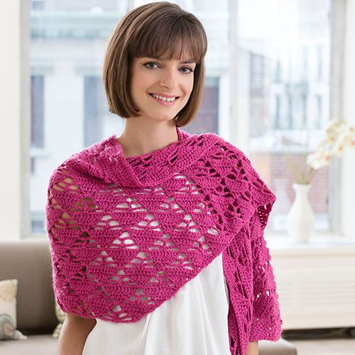 Sabrinas Shawl Projects To Try Pinterest Shawl Crochet And