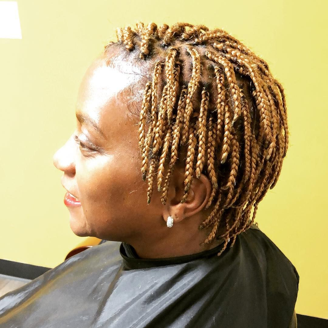 21 Sensational Pixie Braids Bob For Black Women Curly Craze Pixie Braids Braids With Beads Bob Braids
