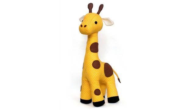 Naehoma - moni: Giraffe ein kostenloses Schnittmuster zum ...