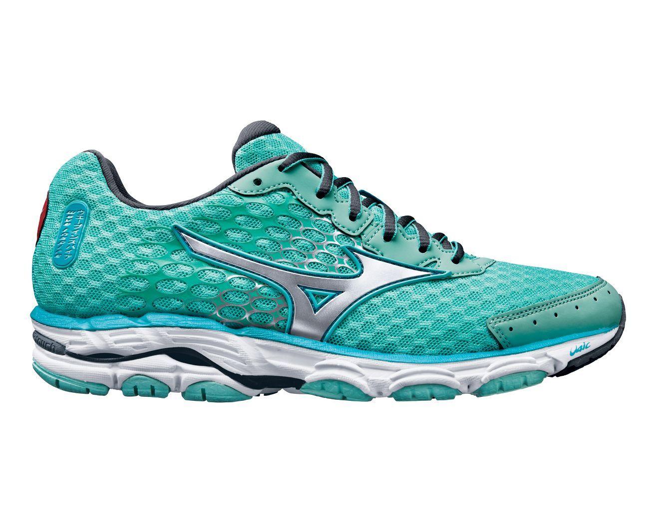 For Overpronate Feet- Womens Mizuno Wave Inspire 11 Running Shoe