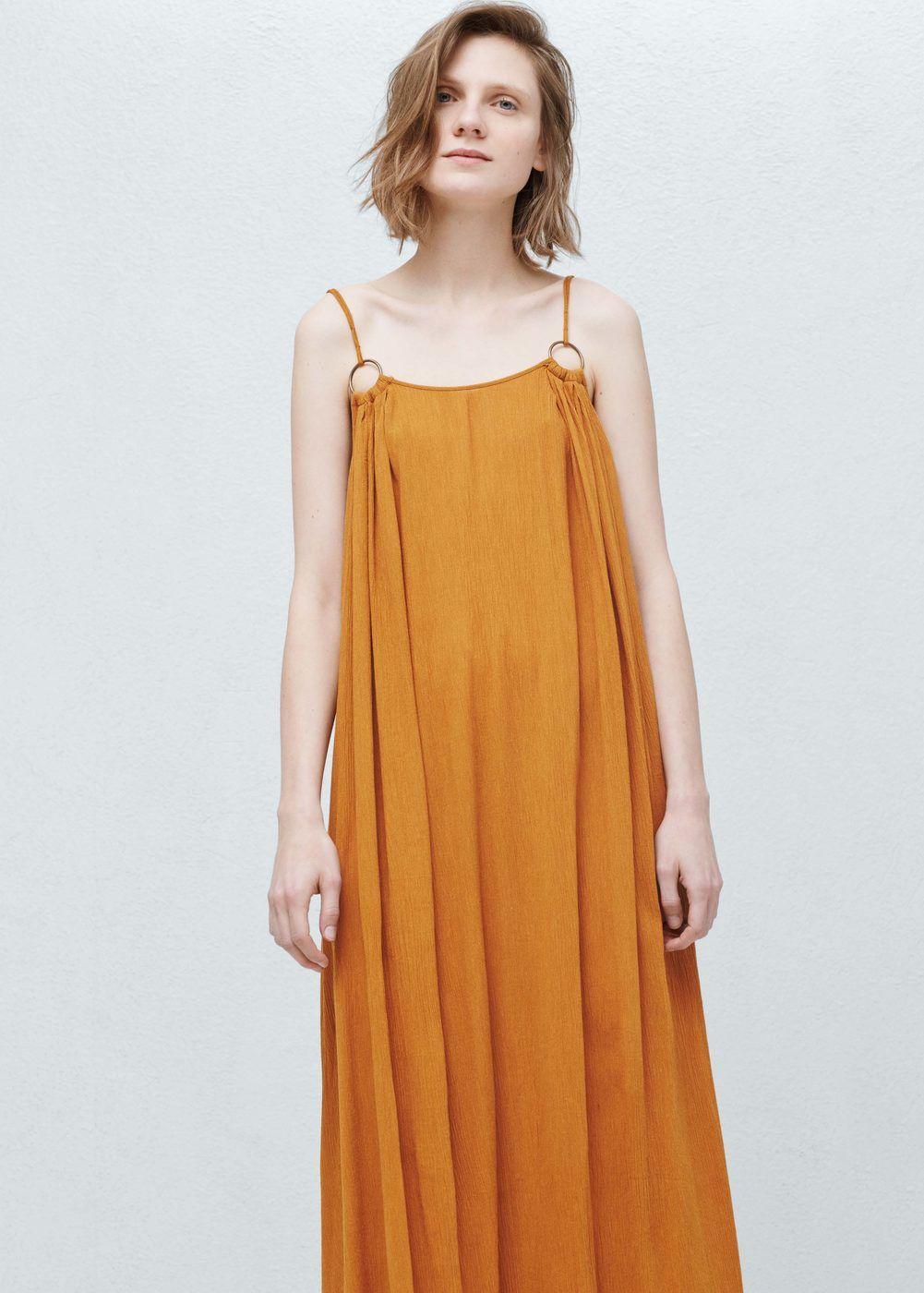 89e7faf4a646 Long cotton dress - Women   Beautiful Bridesmaids   Pinterest ...