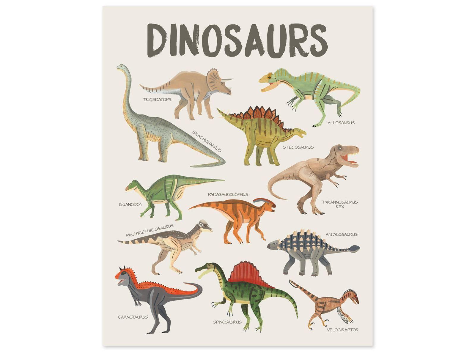 dinosaurier druck dinosaurier poster dinosaurier wand