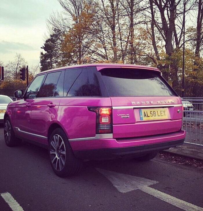 Pink Range Rover Vogue! #pinkrangerovers Pink Range Rover Vogue! #pinkrangerovers Pink Range Rover Vogue! #pinkrangerovers Pink Range Rover Vogue! #pinkrangerovers