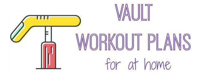 gymnastics workout plans vault | Gymnastics | Pinterest