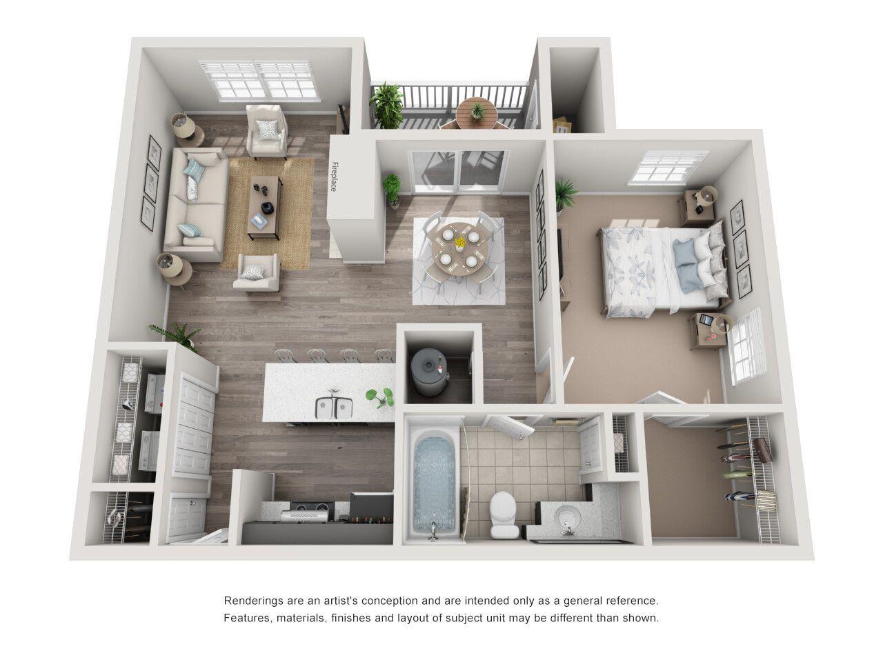 Floor Plans Jefferson At Perimeter Studio Apartment Floor Plans Apartment Floor Plans Studio Floor Plans