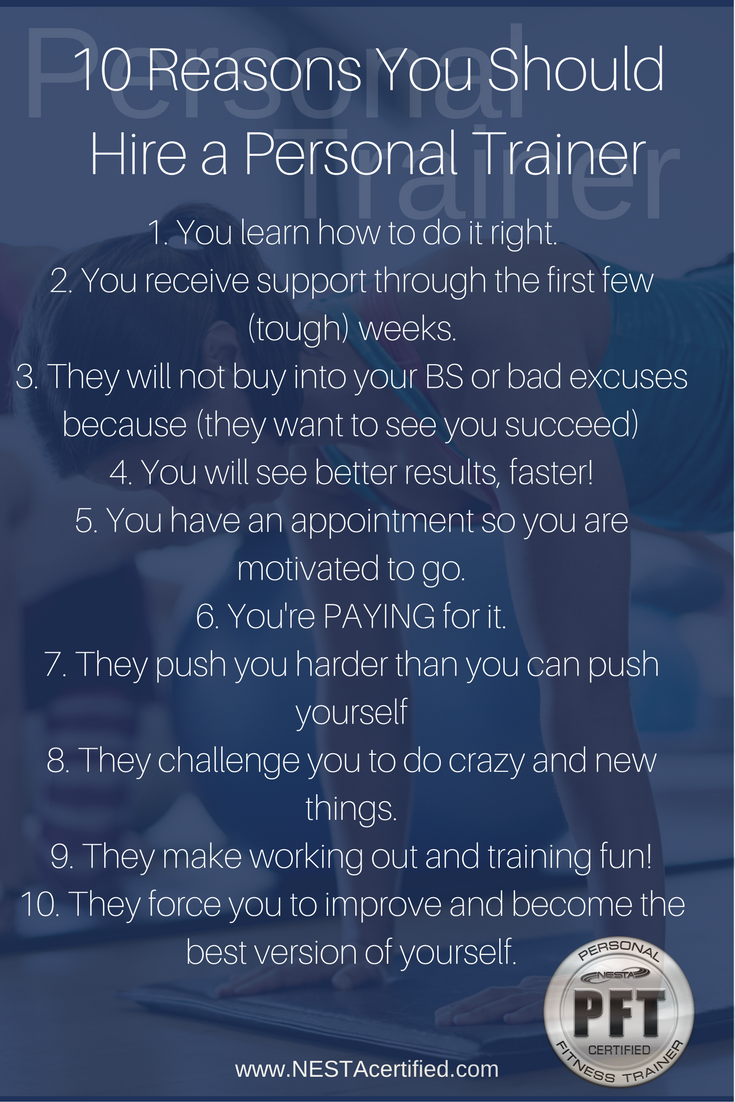 Fitness motivation, why you should hire a personal trainer to help you meet your fitness goals, who...