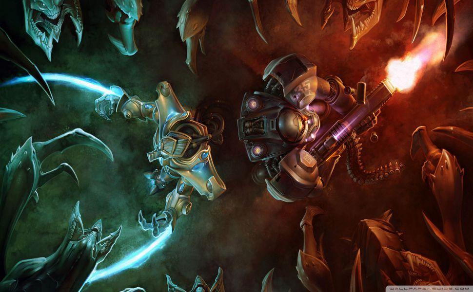 2 terran starcraft