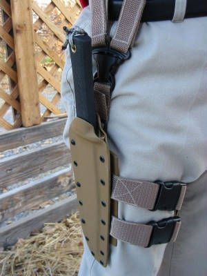 diy thigh knife sheath google search knife pinterest knife sheath knives and thighs. Black Bedroom Furniture Sets. Home Design Ideas