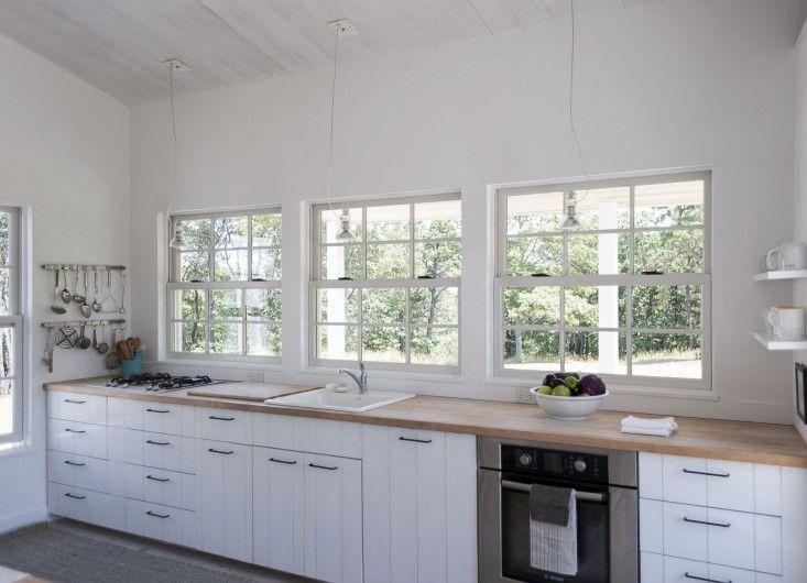 Architect Sheila Narusawa's kitchen in Cape Cod | Remodelista