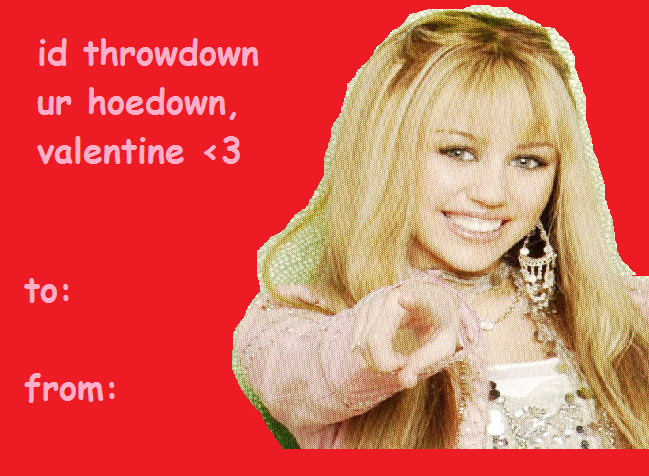 Ironic Valentines Day Cards From Tumblr Hilarious Valentines Day