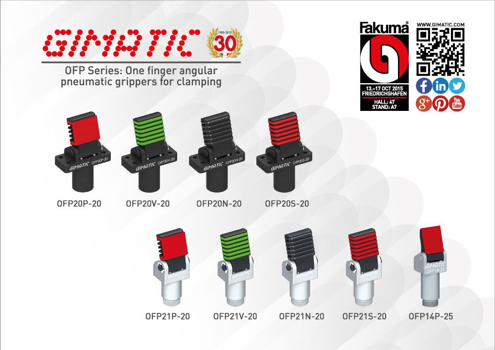 OFP Series: High friction with TPU pads or NBR, Silicone, Viton o ...
